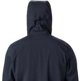 Mountain Hardwear Exposure/2 Gore-Tex Paclite Suéter Elástico Hombre, dark storm